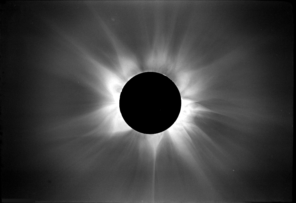 [1980 eclipse image]